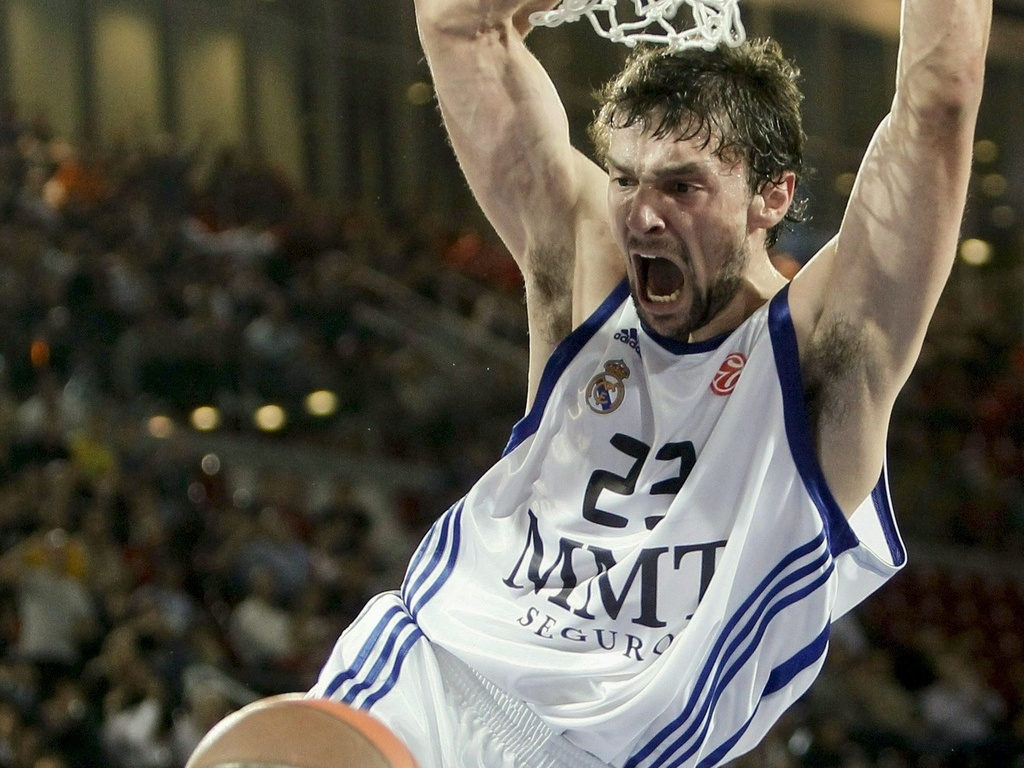 Sergio Llull enterra na vitória do Real Madrid