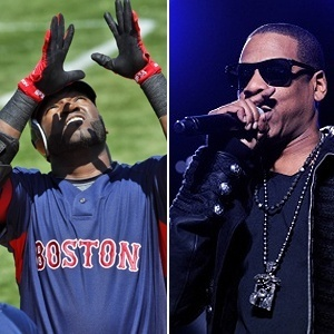 David Ortiz, jogador de beisebol, est sendo processado pelo rapper Jay-Z