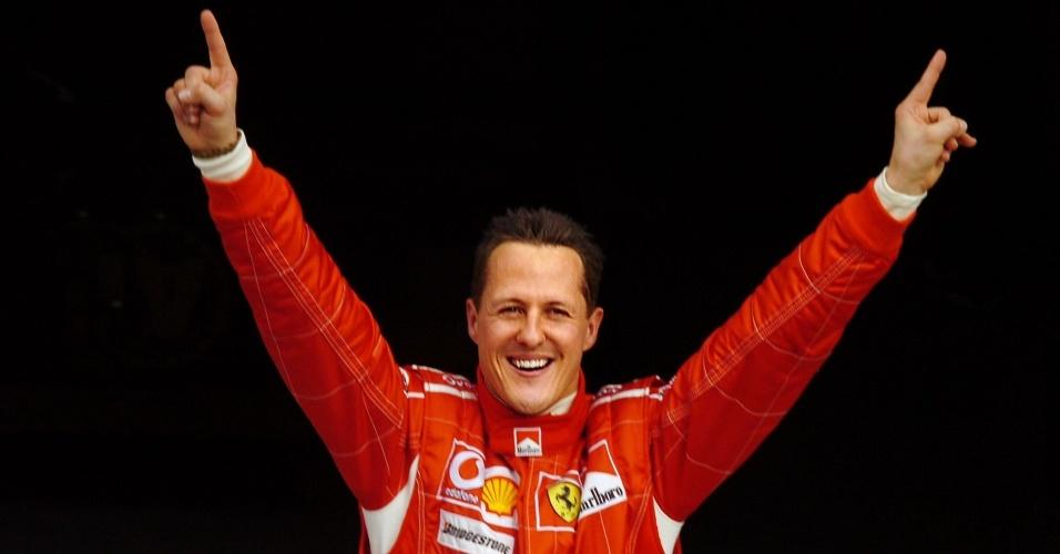 Michael Schumacher pode retornar à Fórmula 1 pela Mercedes