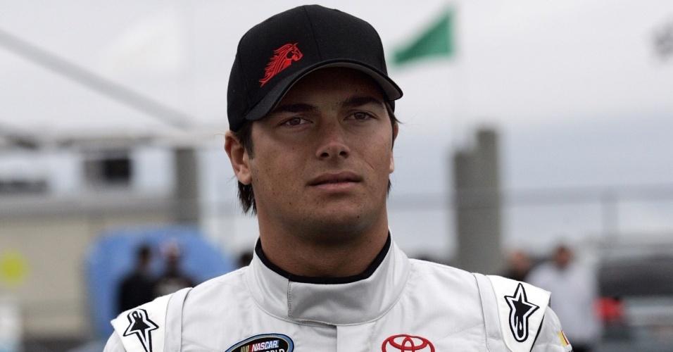 Nelsinho Piquet espera recomeçar a carreira na Nascar