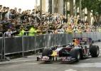 Coulthard chama críticos do GP da Austrália de