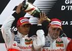 Chefe muda discurso e nome de Fernando Alonso ganha força na Mercedes - REUTERS/Nikola Solic