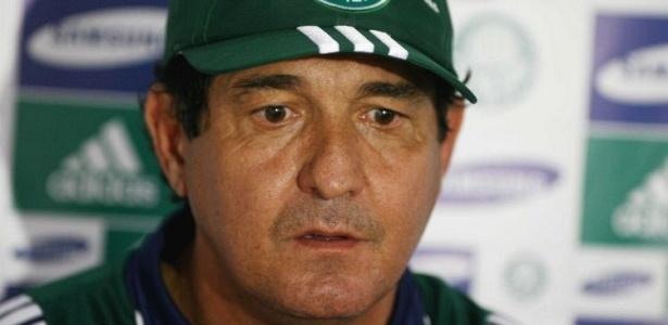 Muricy Ramalho esconde escalação do Palmeiras para duelo com Atlético-MG