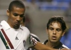 Nutico confirma a chegada do atacante Adelson, ex-Fluminense
