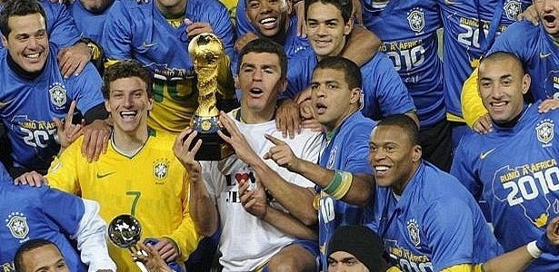 Campeão da última Copa das Confederações, o Brasil vai buscar mais um título em casa no próximo ano