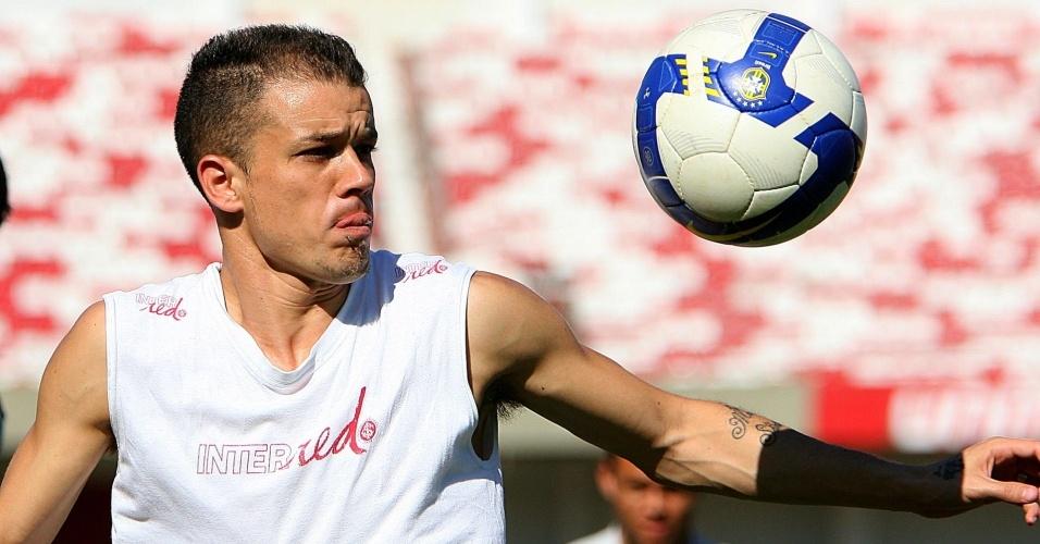 D'Alessandro, jogador do Inter