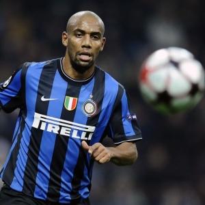 Florentino Perez confirmou interesse em contratar o  lateral brasileiro Maicon, da Inter de Milão