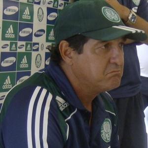 Muricy Ramalho, técnico do Palmeiras