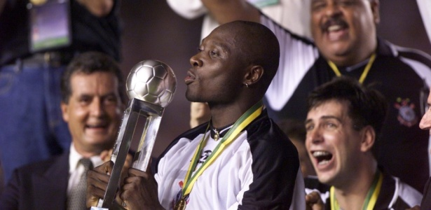 Rincón elogiou o Brasil, no qual conquistou alguns dos principais títulos de sua carreira