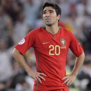 Copa do Mundo-2010 será a última competição<br>que Deco disputará pela seleção portuguesa