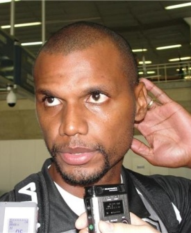 Goleiro Jefferson, do Botafogo