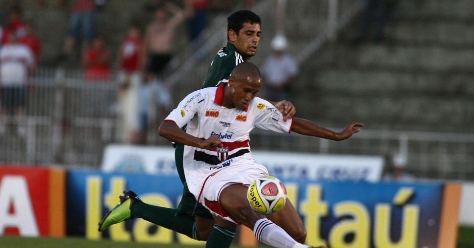Palmeiras saiu atrás, mas conseguiu vencer o jogo