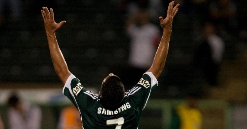 Diego Souza lamenta chance perdida na vitória contra o Paysandu