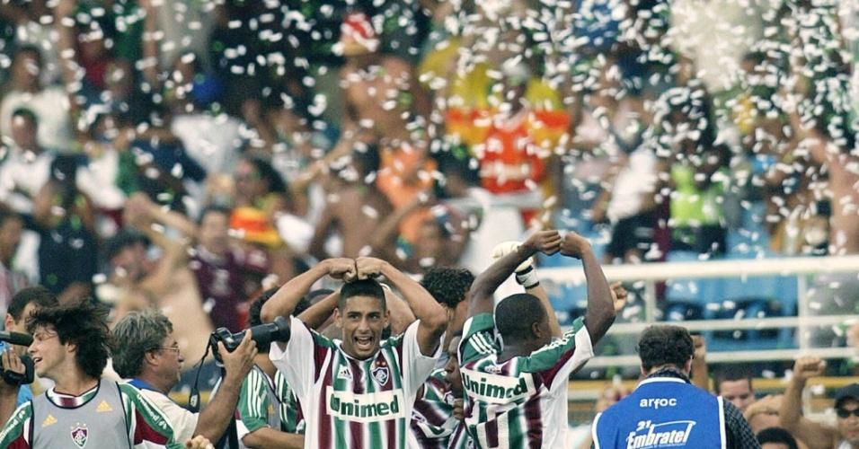 Diego Souza, do Fluminense