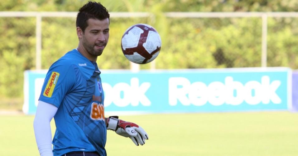 Fábio está confiante na arrancada do Cruzeiro