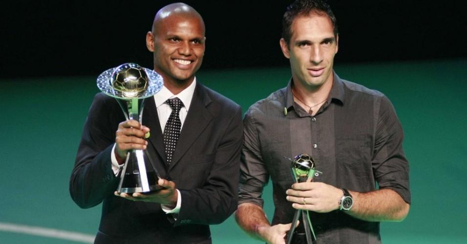 Jefferson, do Botafogo, é eleito o melhor goleiro do Estadual do Rio