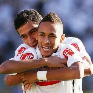 Neymar e Ganso estão na mira de times do exterior 21df295b0831b