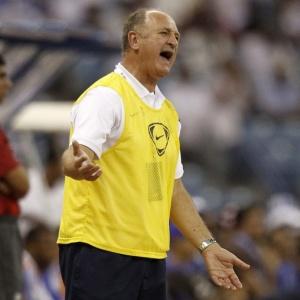 Felipão é o sonho da diretoria do Palmeiras, mas o clube pretende definir rapidamente o novo técnico