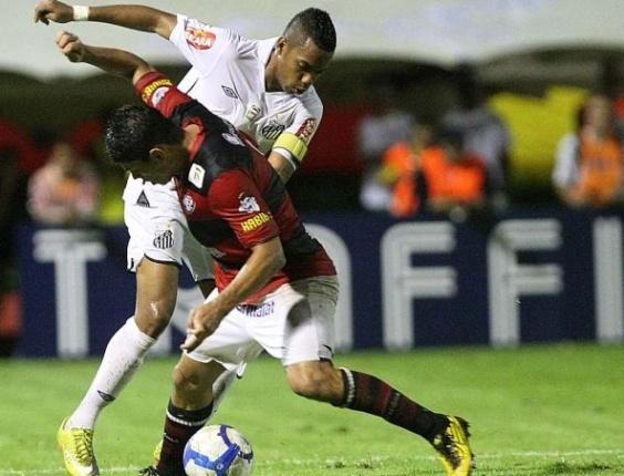 Vitória e Santos se enfrentam pela final da Copa do Brasil de 2010