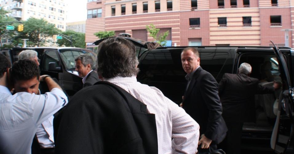 Mano Menezes desembarca para comandar a seleção brasileira nos Estados Unidos