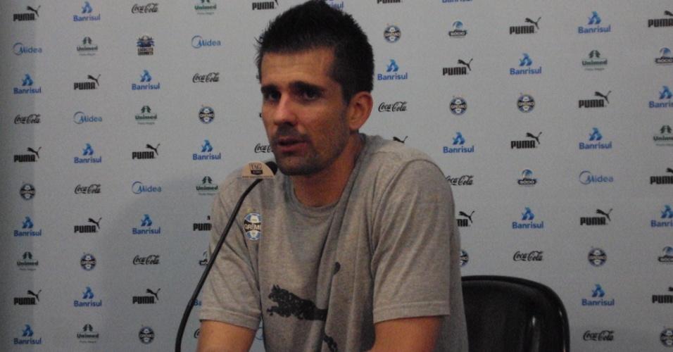 Victor, goleiro do Grêmio