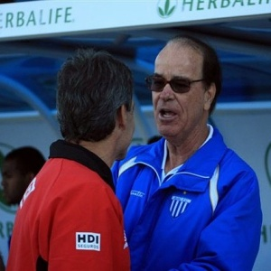 Antonio Lopes ex-técnico do Avaí