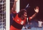 Zico comemora 60 anos; veja detalhes da carreira do ídolo do Flamengo - Arquivo