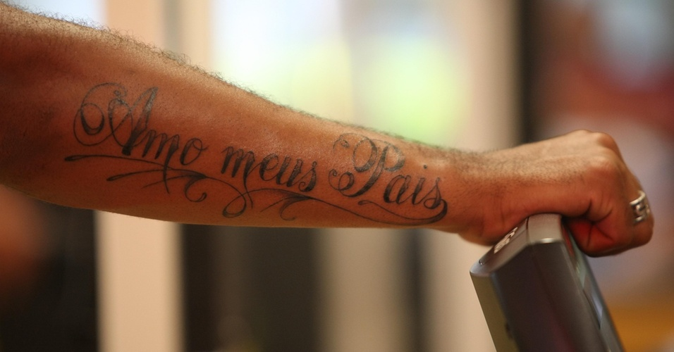 Tatuagem de Breno