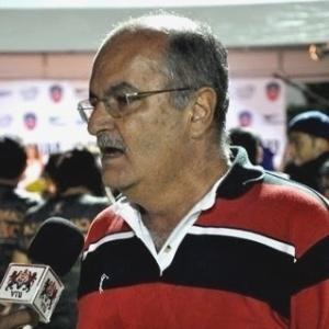 Alexi Portela Júnior, presidente do Vitória
