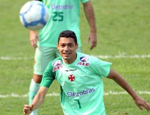 Eder Luis acredita que vitória na quarta-feira será fundamental para manter  vivo sonho de c4767ec20517b