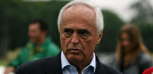 Carlos Augusto de Barros e Silva, o Leco, vice-presidente do São Paulo