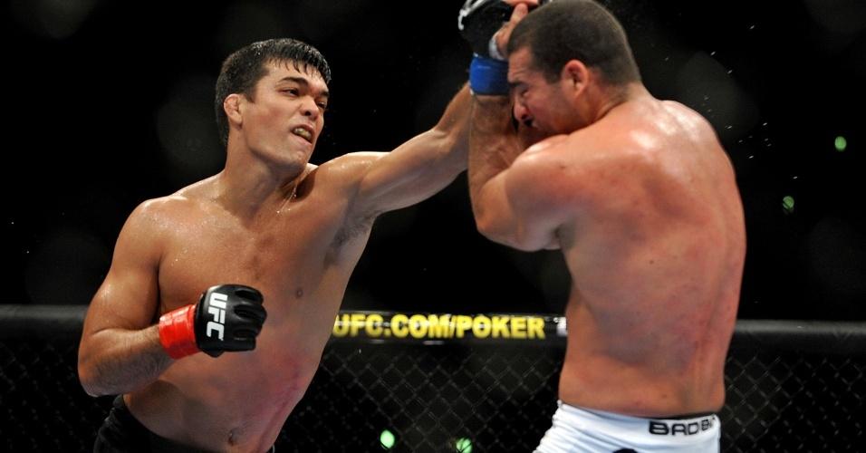 Lyoto Machida enfrenta Maurício Shogun no UFC