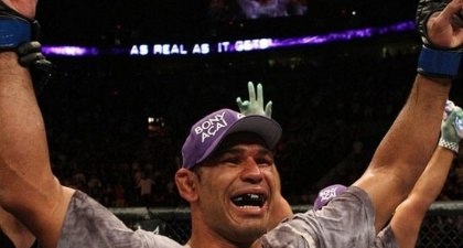 Rodrigo Minotauro, lutador brasileiro do UFC
