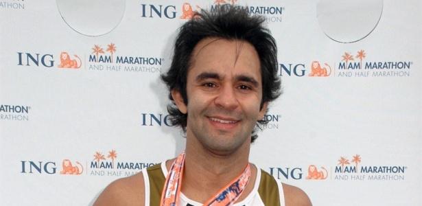 Pizzonia completou a Maratona de Miami no final de janeiro