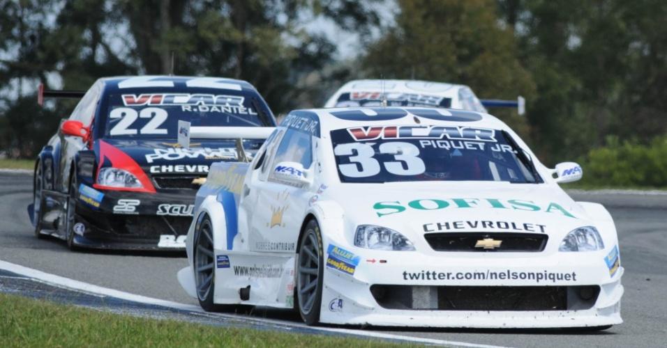 Nelsinho Piquet termina na segunda colocação a etapa de Curitiba da Copa Montana