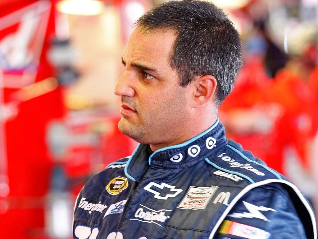 Colombiano Juan Pablo Montoya entra para o Salo da Fama da Nascar