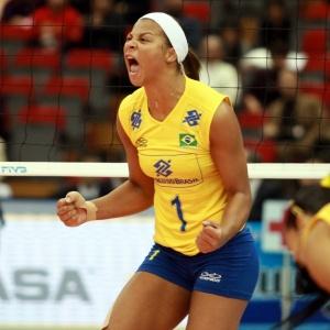 98680c8f40098 Walewska acerta com o Vôlei Futuro e volta ao Brasil após sete anos -  09 06 2011 - UOL Esporte - Vôlei