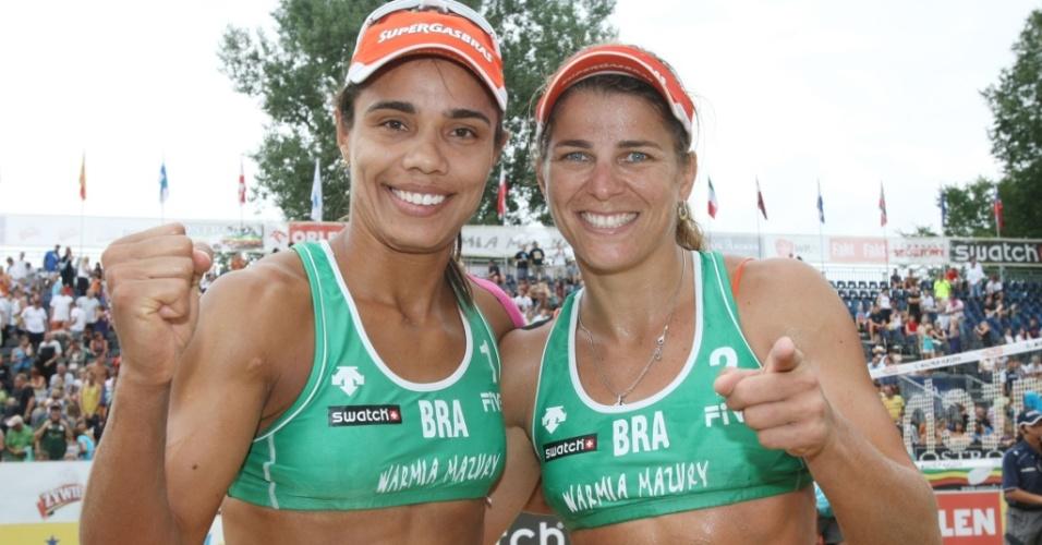 Com a conquista, Juliana/Larissa igualou o recorde de conquistas que pertencia exclusivamente à dupla formada pelas norte-americanas Kerry Walsh e Misty May-Treanor