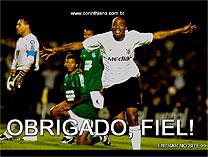 Reprodução/Corinthians.com.br