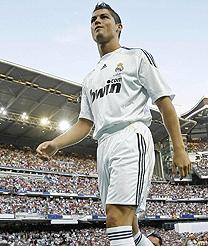 Camiseta C. Ronaldo Real Madri