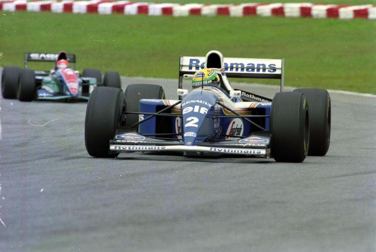 Em 1994, Senna abandonou GPs do Brasil e Pacífico, antes do trágico fim em Ímola