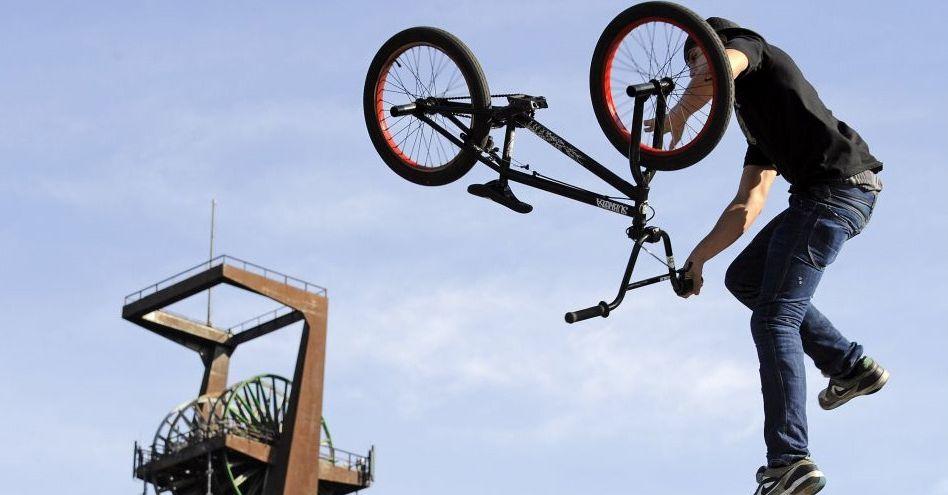 Manobra com bike