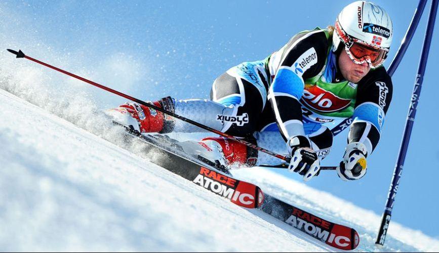 Manobra no esqui