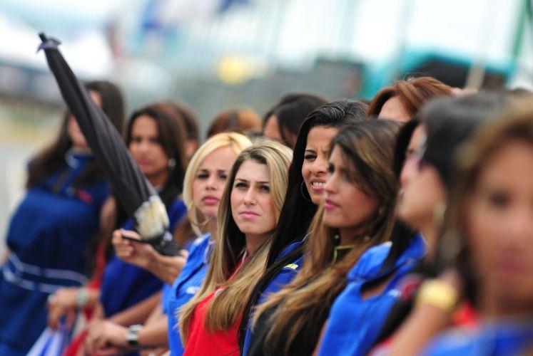 Stock Car aposta em celebridades femininas e belas mulheres para promover a categoria e seus patrocinadores. Neste fim de semana, categoria chega ao Rio Grande do Sul, com prova em Tarumã. Corrida pode decidir o campeão.