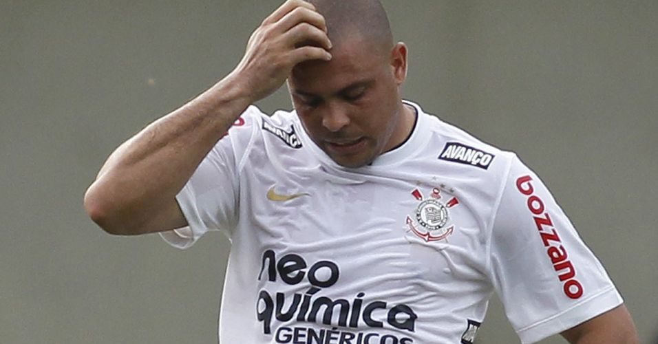Ronaldo lamenta perda do título brasileiro para o Fluminense; atacante exaltou empenho do Corinthians em toda a campanha do Brasileirão