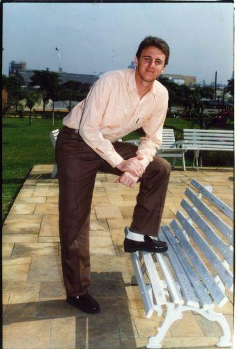 Rogério chegou ao São Paulo como reserva de Zetti. Passou a ter espaço 1993, quando defendia o 'Expressinho', como era chamado o time reserva, composto por vários atletas jovens. O time com os titulares era utilizado para as principais competições, como a Libertadores