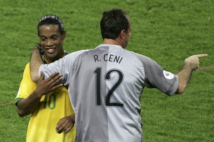 Disputou sua segunda Copa do Mundo, mas viu o Brasil fracassar