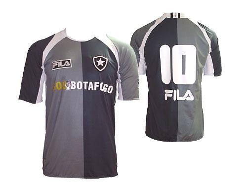 Qual é a camisa mais bonita da história do Botafogo  - Fotos - UOL ... 654031b4aaf82
