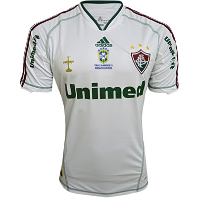 Qual é a camisa mais bonita da história do Fluminense  - Fotos - UOL ... 51b95b347db34