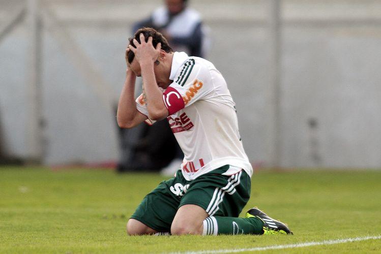 Kléber lamenta lance na partida em Porto Alegre